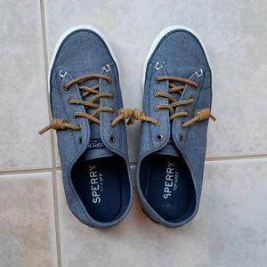 Womens Sperry sneakers